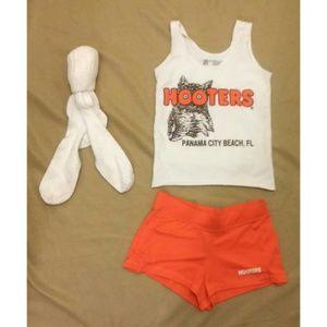 Pants - Hooter Girl uniform