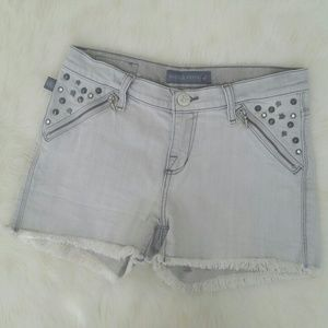 Rock & Republic Pants - 3 for $45 Bag/ Rock & Republic Gray Denim Shorts