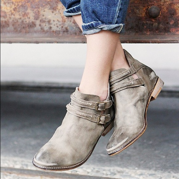 5395906fa584 Free People Shoes - Free People Braeburn ankle boot
