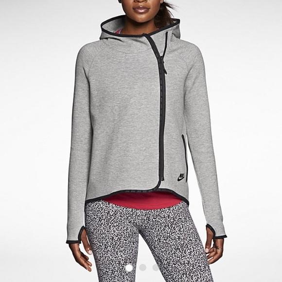 28% off Nike Sweaters - Women's Nike Tech Cape from Nancy's closet ...