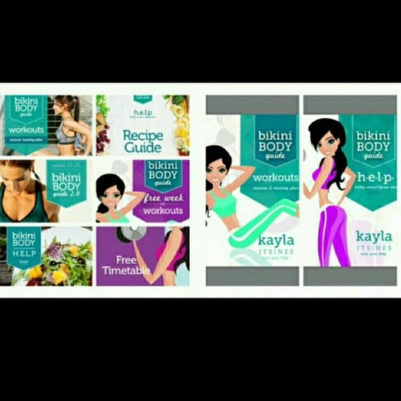 Other - Kayla Fitness Package in Regular