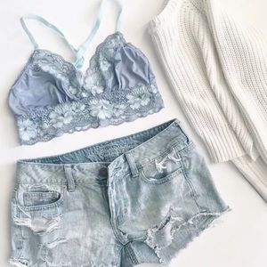ADORE ME Periwinkle Bralette
