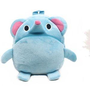 Other - 5/$35.    ✅✅✅🆕Mini soft Elephant backpack