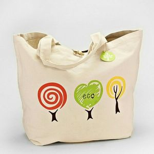 Going Green Eco Friendly Reusable Tote