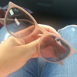 ray ban sonnenbrille erika sand