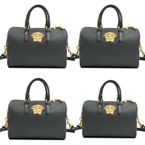 4bad10e77008 Authentic Versace Bowling Bag. M 5616ce77729a667022006eb3