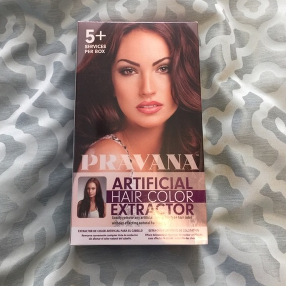 Pravana Accessories Artificial Hair Color Extractor 3 Uses Poshmark