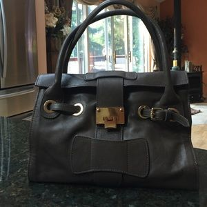 Alberta di canio Handbags - Leather bag