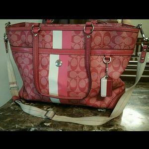 coach diaper bag outlet omyt  Coach Handbags