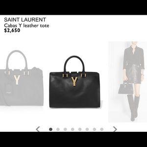 30% off Yves Saint Laurent Handbags - Considering selling. Ysl ...