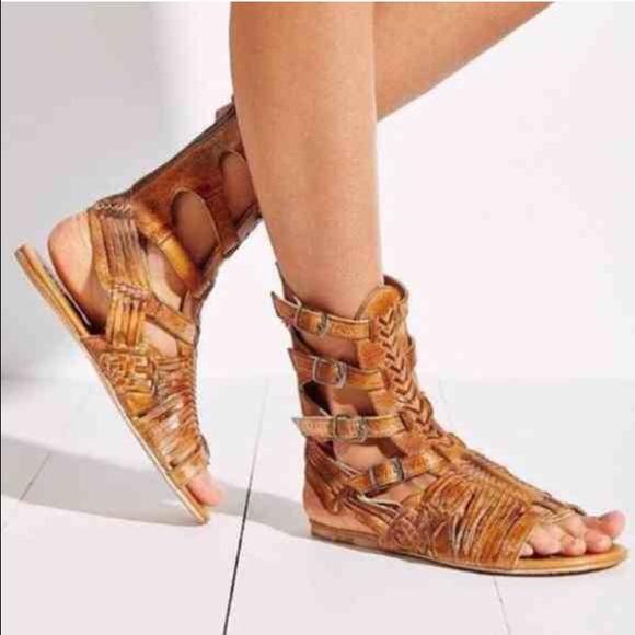 41df06676 Bed Stu Aruella Huarache Gladiator Sandals
