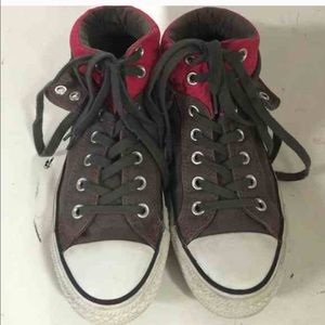 Converse Mens Altos Tops 8 w68IsY0L1