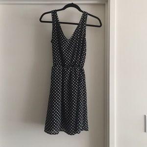 Annianna Dresses & Skirts - Brand new black and white polka dot dress