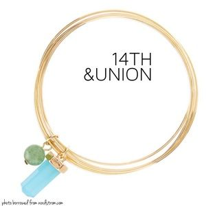 14th & Union Jewelry - 🆕 14TH & UNION stackable bracelet