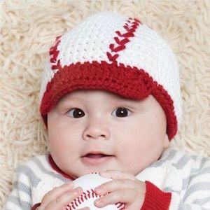 Baby Baseball Beanie for sale