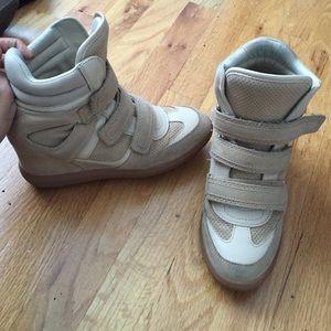 ALDO Shoes - Aldo sneaker wedges