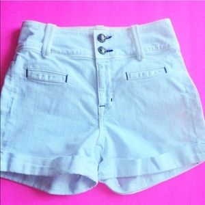 Rich & Skinny Pants - Rich and Skinny high waisted short