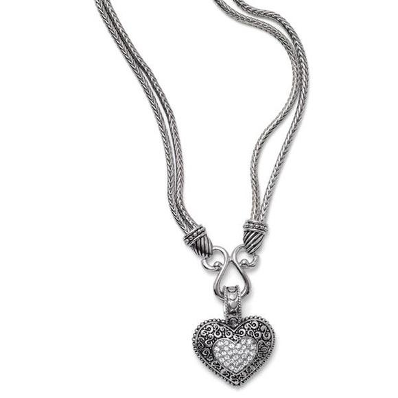 Lia sophia jewelry love dust necklace poshmark lia sophia love dust necklace aloadofball Choice Image