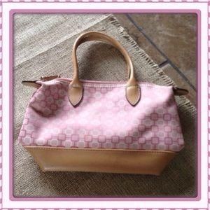 pink Nine West handbag