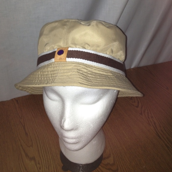 04a2a1630e139 Coach Accessories - SALE!Coach Bucket Rain Hat