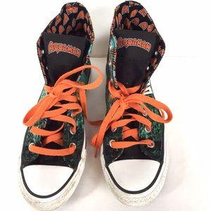 a7b52d8932e4 Converse Shoes - Converse All Star Aquaman high tops size 7