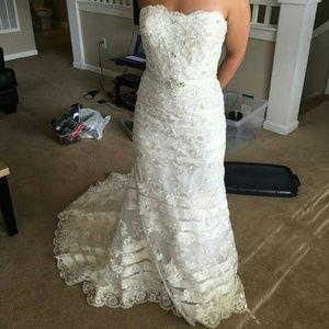 Maggie Soterro Coture Wedding Gown