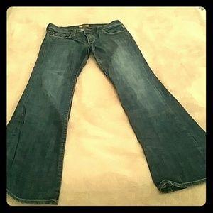 Lowrise Flare jean
