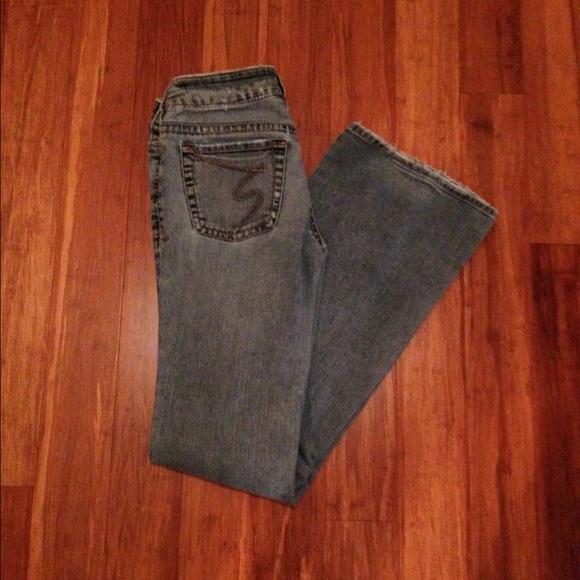 75% off Silver Jeans Denim - Silver Jeans Size 29 Waist/35 Inseam ...