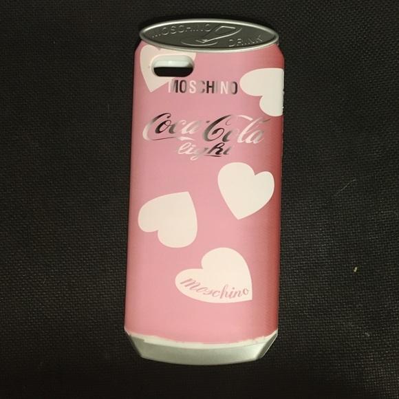 size 40 a1699 1f993 Moschino Coca Cola phone case iphone 6 Plus