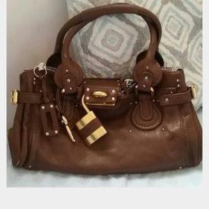 85% off Chloe Handbags - Chloe Paddington Bag First Edition in ...