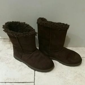 75 shoes fuzzy boots bundle from gerisue s closet