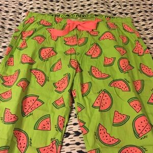 Watermelon Pajama Pants