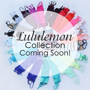 Lululemon Collection Coming Soon!