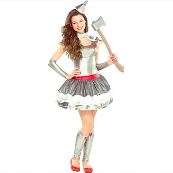 HALLOWEEN COSTUME Wizard of Oz Tin Man  sc 1 st  Poshmark & Dresses | Halloween Costume Wizard Of Oz Tin Man | Poshmark
