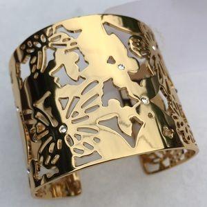 Kate Spade Butterfly Cuff Bracelet