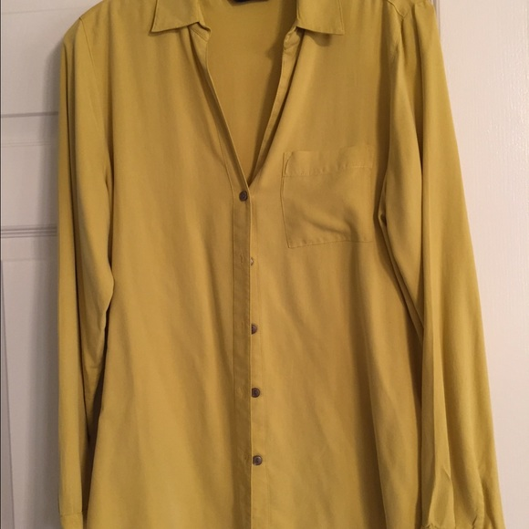 Investments Tops Dillards Brand Washable Silk Blouse Poshmark