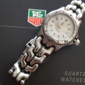 Tag Heuer Jewelry - Authentic Tag Heuer quartz watch