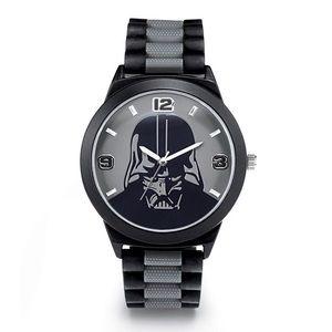 Other - Dark Side Darth Vader Silicone Strap Watch