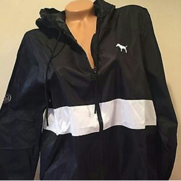 2ef61fb87d6b0 New Black & White Anorak