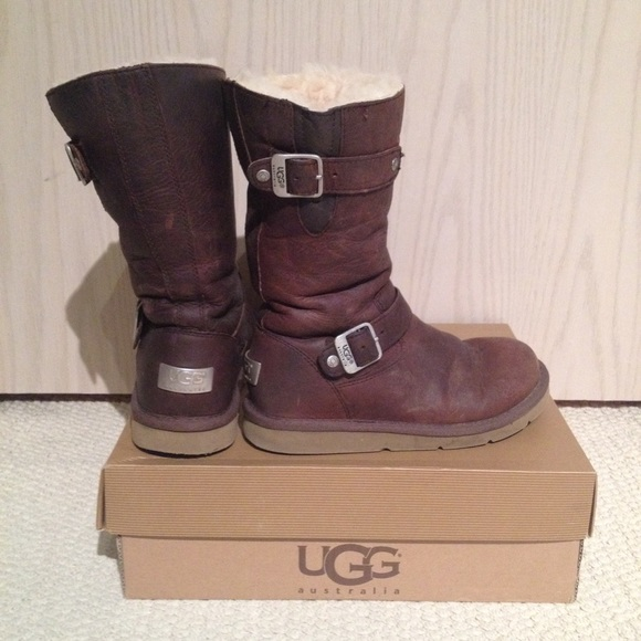 SALE ❗️UGG Sutter Women's Leather Boot