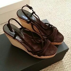Jil Sander  suede  Shoes