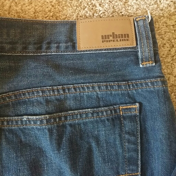 50 off urban pipeline other urban pipeline jeans men 36 30 from jen 39 s closet on poshmark. Black Bedroom Furniture Sets. Home Design Ideas