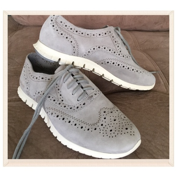 ca0ccb7f86f2 Cole Haan Shoes - Cole Haan Women s Zerogrand Oxford Sneakers