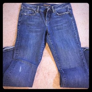 Coldwater Creek p10 city  jeans