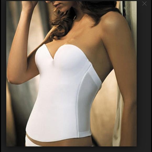 3b5d8a7fc71a9 David s Bridal Other - David s bridal bra corset girdle wedding 34b