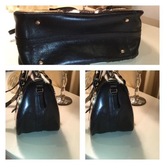 84% off Yves Saint Laurent Handbags - YSL PONY HAIR BAG??on eBay ...