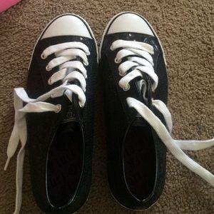 Gotta flurt  Shoes - Sequin sneakers