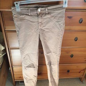 J Brand skinny stretch pants - Size 27