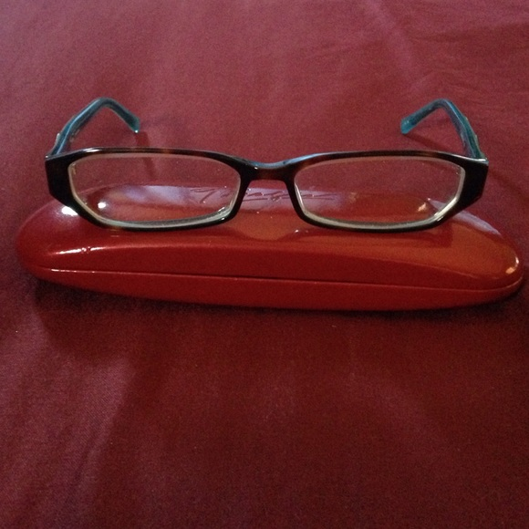 7f76a79d2199 Thalia eyeglass frames in EUC. M 56199ba22599fe3971003a65. Other Accessories  ...