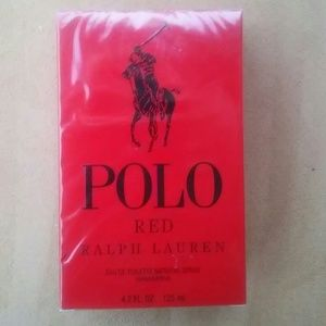 Ralph Lauren Other - New Ralph Lauren Red Cologne